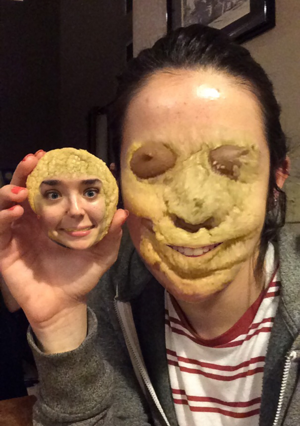 faceswap-fille avec cookies