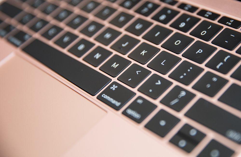 macbook-clavier