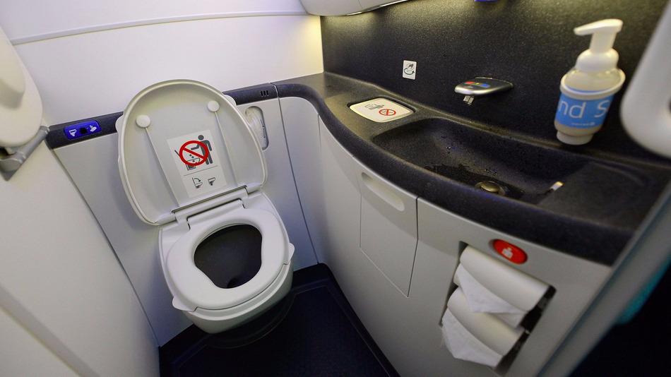 toilette-avion